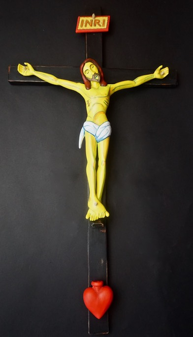 Yellow Christ